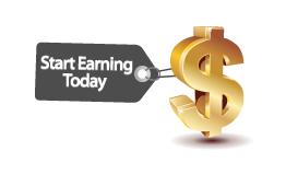 Start Earning Today