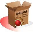 see details of logo and web bundle deal