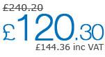 £120.30